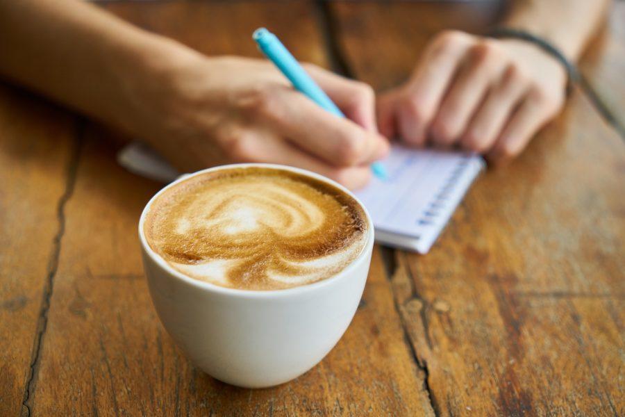 Kontakt Kaffee Notizen